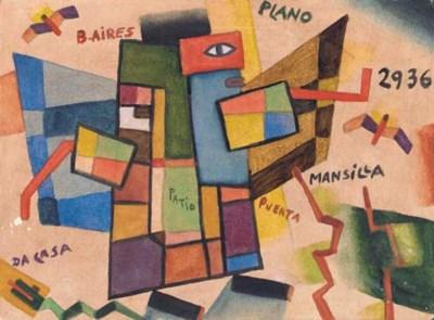 Alejandro Xul Solar (1887-1963