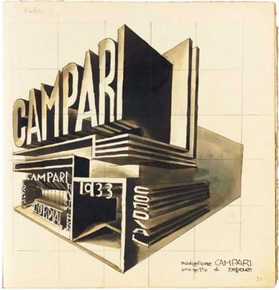 DEPERO, Fortunato (1892-1960).