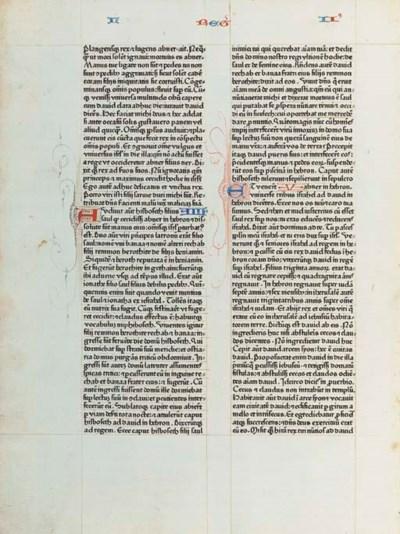 Biblia latina. Mayence: Johann