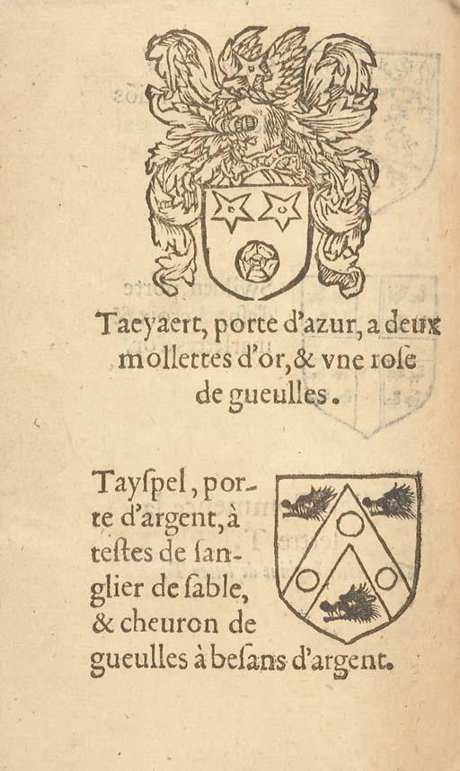 [LAUTTE, Jean (mort vers 1569)