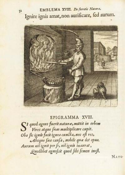 MAIER, Michael (1568?-1622). S