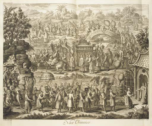 DU HALDE, Jean Baptiste (1674-