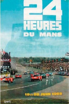 24 Heures du Mans - 1964 et 19
