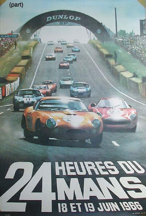 24 Heures du Mans - 1966 et 19