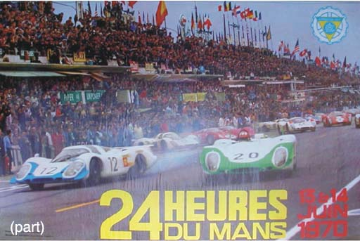 24 Heures du Mans - 1969 et 19