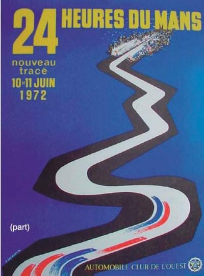 24 Heures du Mans - 1971, 1972