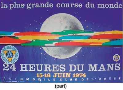 24 Heures du Mans - 1974 et 19