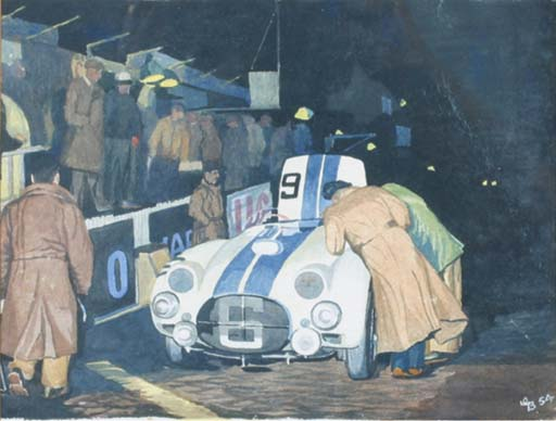 ANONYME - 24 Heures du Mans 19