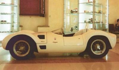 Maserati 'Birdcage' T61, échel