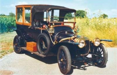 1913 PANAHRD ET LEVASSOR X21 L