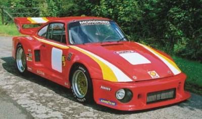 PORSCHE 934/935 GT TURBO 1977