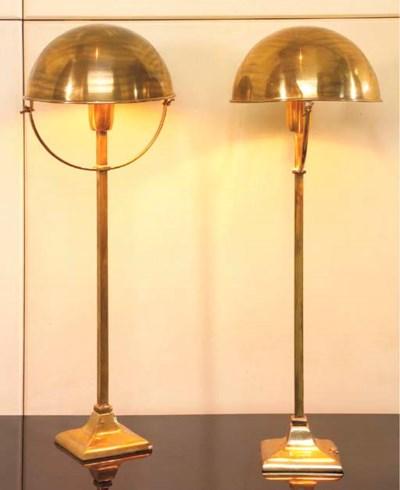 PAIRE DE LAMPES