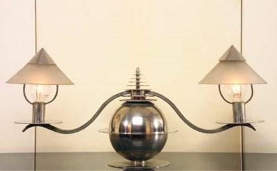 LAMPE MODERNISTE