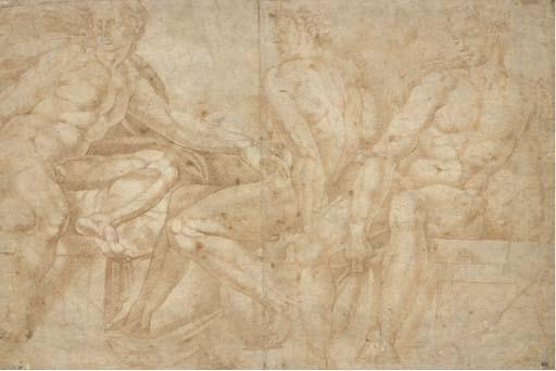 Ecole Italienne, 16ème siècle