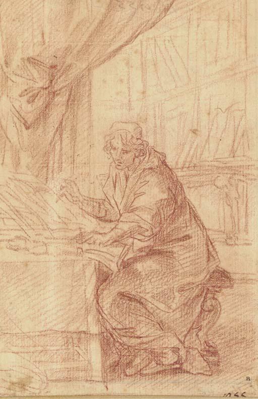 Attribué à Carlo Maratta (1625