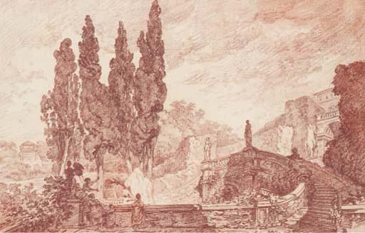 Ecole Française, 18ème (?) siècle