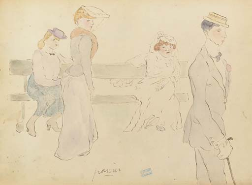 Julius Pincas, dit Jules Pascin (1885-1930)