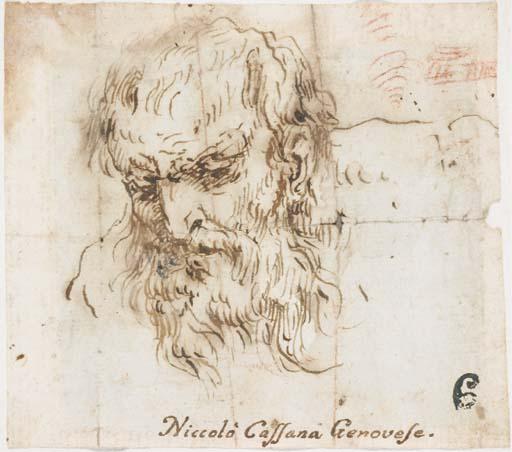 Giovanni Francesco Cassana (1611-1690)
