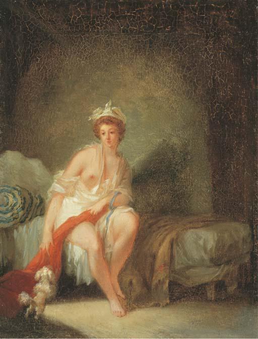 ATTRIBUE A JEAN-FREDERIC SCHALL (STRASBOURG 1752-1825 PARIS)