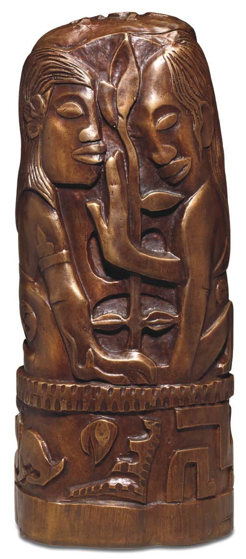 D'Après Paul Gauguin (1848-190