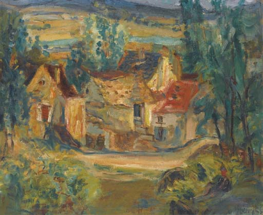 Michel Kikoïne (1892-1968)