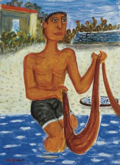 Giuseppe Migneco (1908-1997)