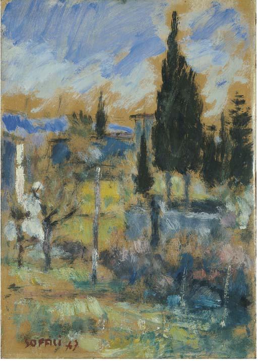 Ardengo Soffici (1879-1964)