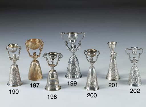 Coppa delll'amore in argento d