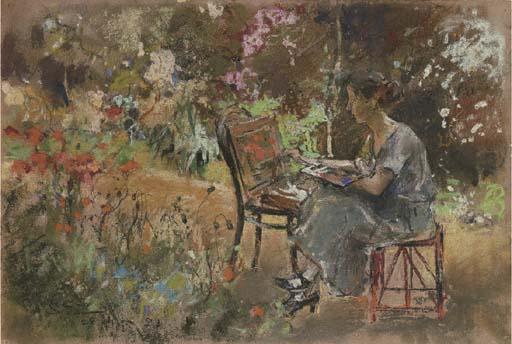 Giuseppe Casciaro (Italia 1863-1945)