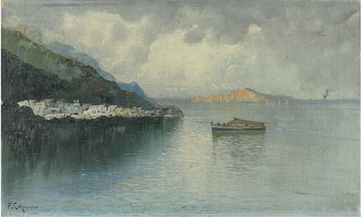 Francesco Capuano (Italia 1854-?)