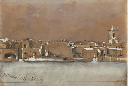 Antonio Mancini (Italia 1852-1