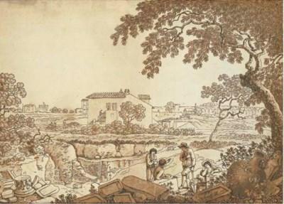 Carlo Labruzzi (Italia 1748-18