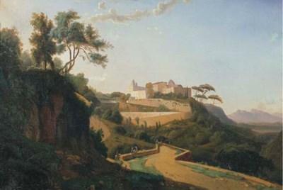 Scuola romana inizi XIX secolo