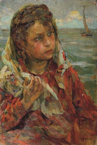 Alessandro Milesi (Italia 1856