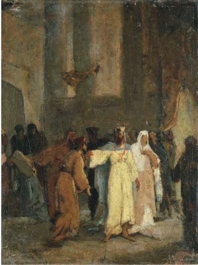 Domenico Morelli (Italia 1826-