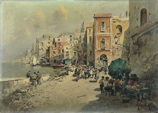 Felice Giordano (Italia 1880-1964)