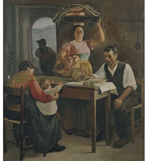 Orazio Amato (Italia 1884-1952