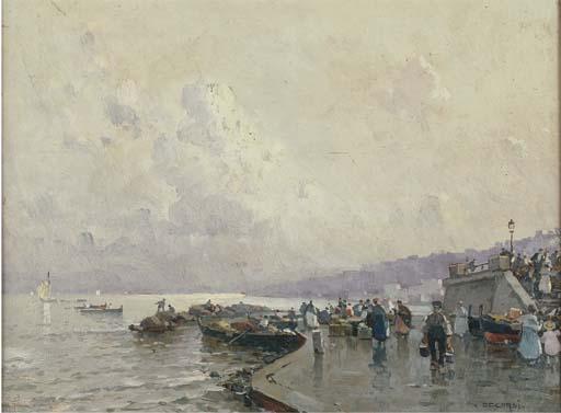 Nicolas De Corsi (Italia 1882-