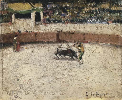 Dario de Regoyos (Spagna 1857-