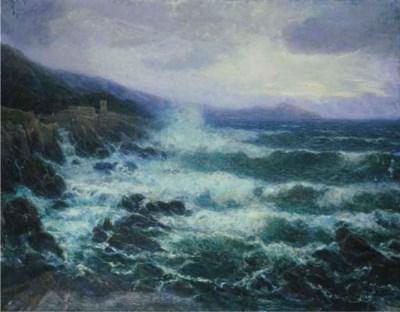 Andrea Figari (Italia 1858-194