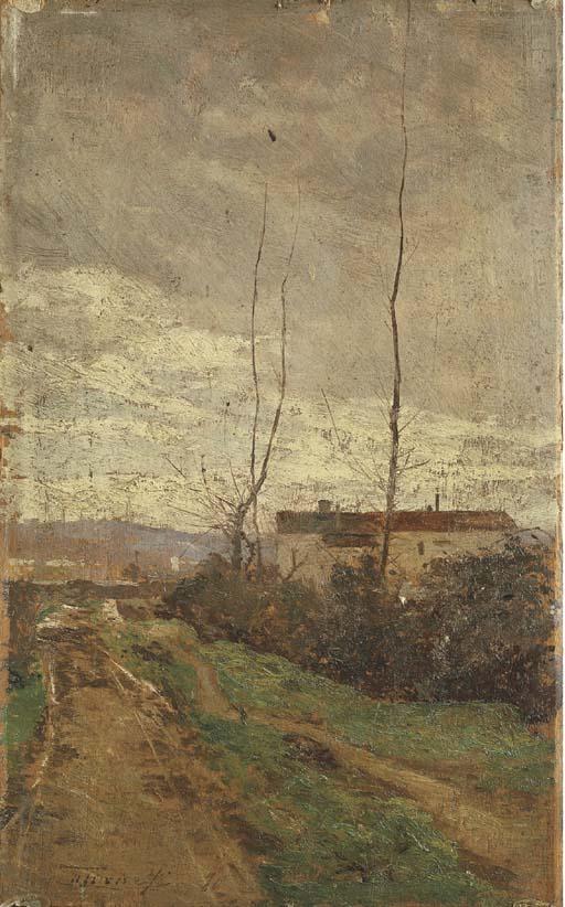 Adolfo Tommasi (Italia 1851-19