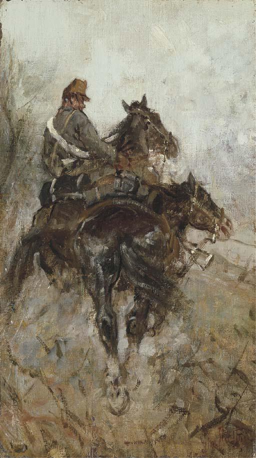 Giovanni Fattori (Italia 1825-