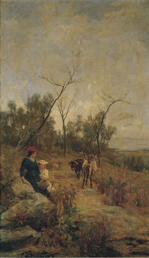 Carlo Balestrini (Italia 1868-