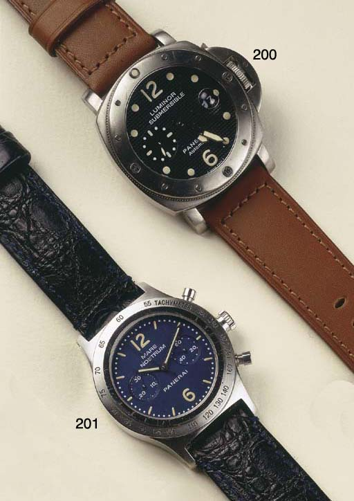 PANERAI LUMINOR SUBMERSIBLE, P