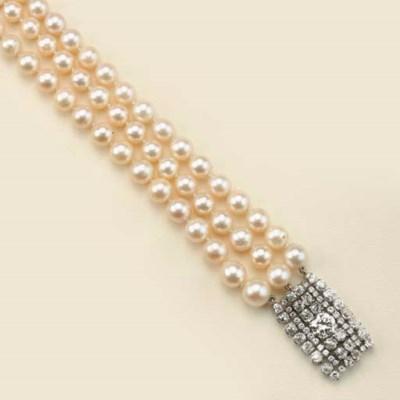 Girocollo in perle coltivate e