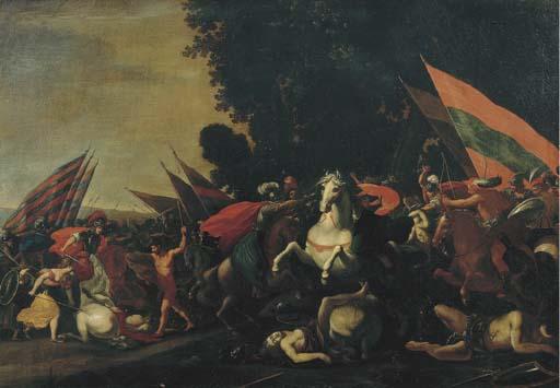 Cerchia di Antonio Tempesta (F