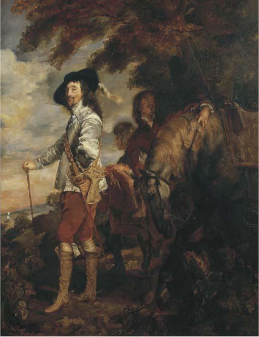 H. V. Poncel, da Anton van Dyc