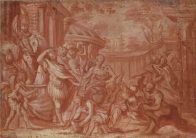 Cerchia di Pietro da Cortona (