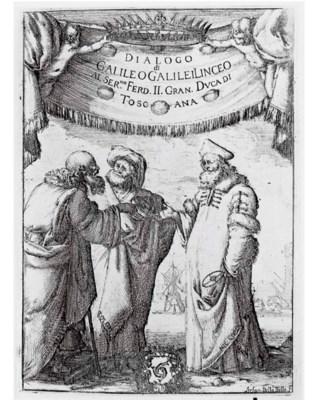 GALILEI, Galileo. Dialogo...so