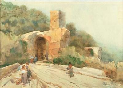 Dante Ricci (Italia 1879-1957)